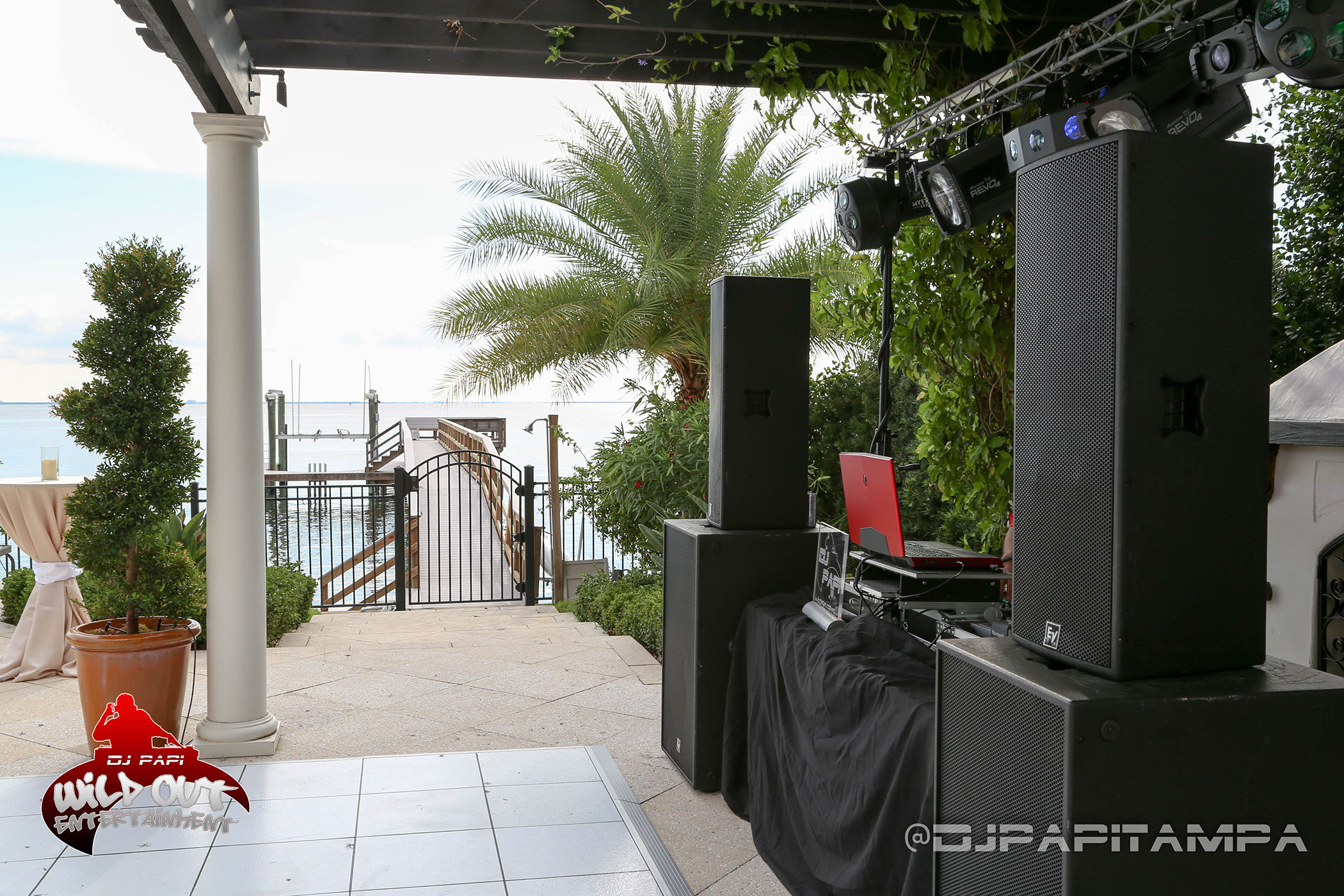 DJ Papi at a Private Event