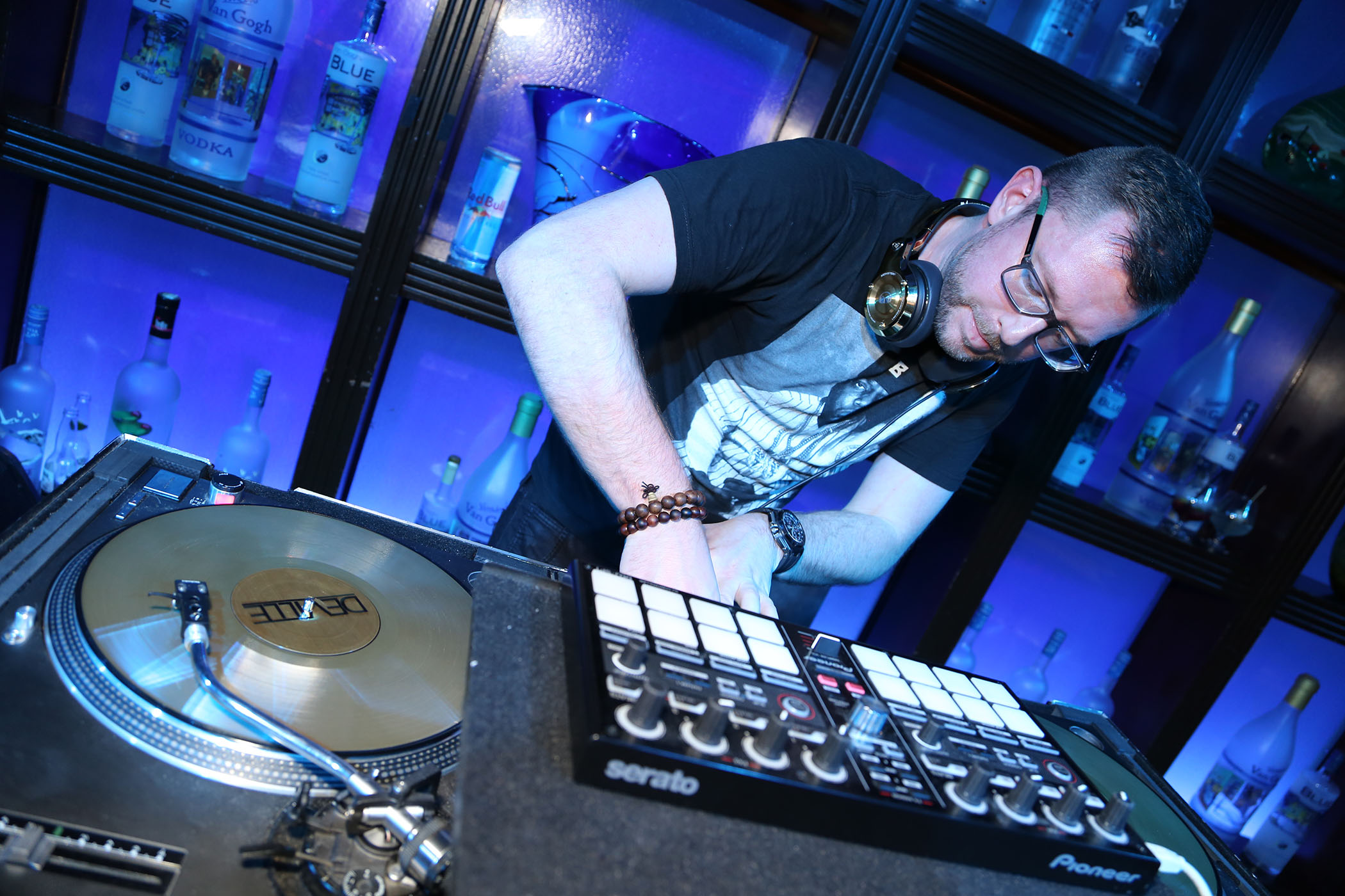 DJ Deville at Blue Martini Tampa